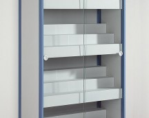 A5-100 cabinet (100x45x190cm)