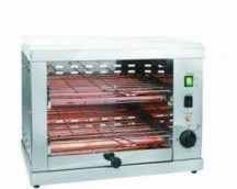 GRILL ELECTRIC HORIZONTAL DOUBLE GRILL 3000W